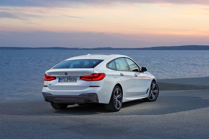 BMW 6 series 2018
