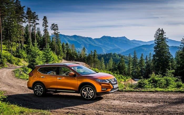 Nissan X-Trail 2018 года