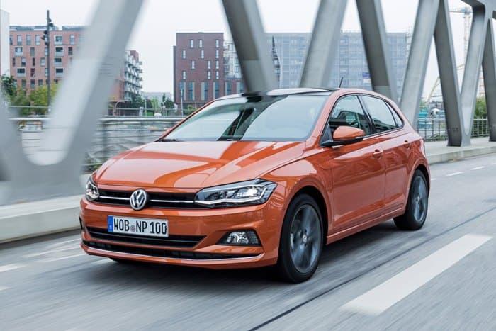 Volkswagen Polo 2018 года