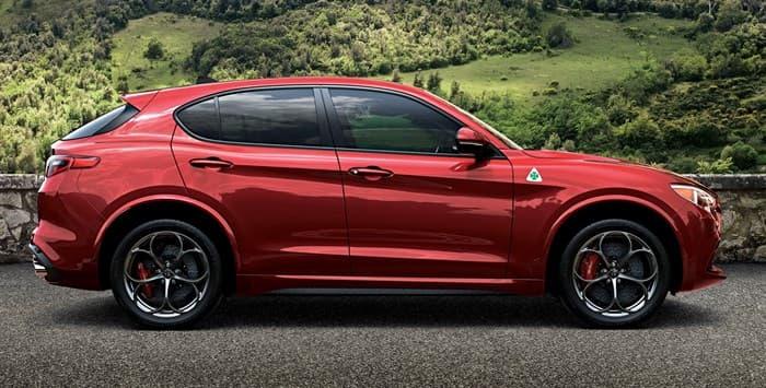 Новый Alfa Romeo Stelvio 2017-2018