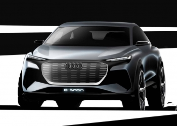 Audi Q4 e-tron ФОТО