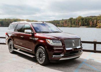 Lincoln Navigator 2018 фото